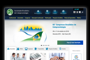 Saiba mais sobre a Sociedade Brasileira de Coloproctologia
