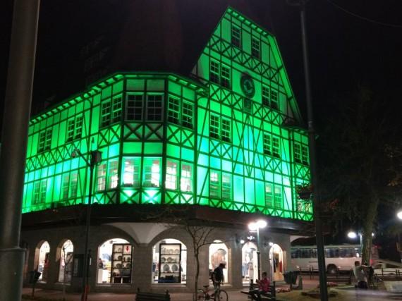 Blumenau Adere ao Setembro Verde  💚